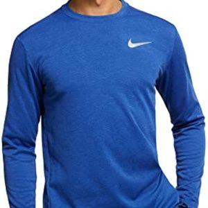Nike Dri-FIT Element Crewneck Running Long Sleeve